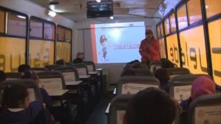Francis Allison Municipalidad de Magdalena del Mar Campaña Educación vial para Escolares