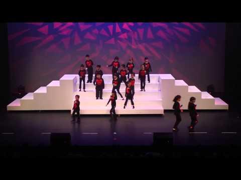 Kids Performing - Hope Concert 2012