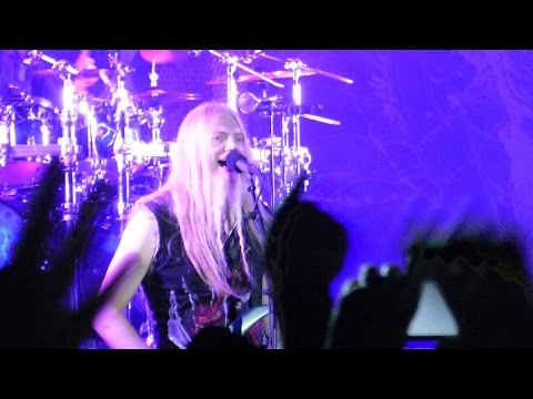 Nightwish - Ghost Love Score / Last Ride of the Day - live in Budapest 15.7.2015