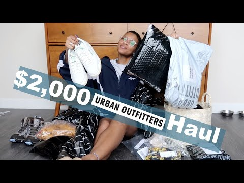 HUGE Urban Outfitters Haul!