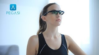 PEGASI Smart Sleep Glasses II: Better Sleep in a Blink