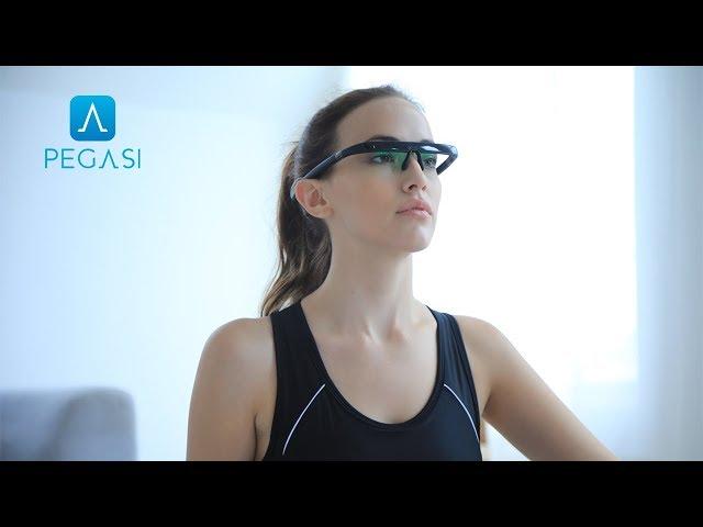 PEGASI Smart Sleep Glasses II: Better Sleep in a Blink