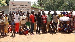 Centrafrique: 163 enfants-soldats libérés par les anti-balaka