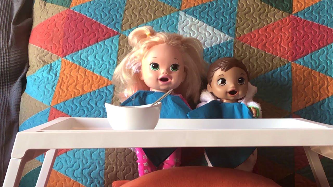 Rutina de noche con Sara y Luke y cenamos sopa para cenar