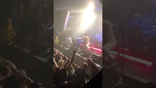 Andrew WK at Birmingham Institute2 - countdown to party hard 15/04/2018