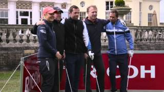 Ricoh Premiership Rugby Golf Day 2016