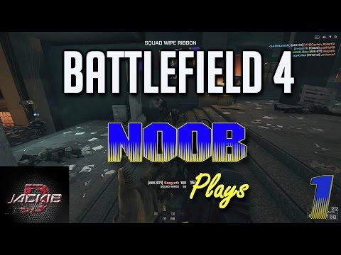 BACK ON THE BATTLEFIELD!! | Battlefield 4 Noob Plays | Series 2 - Part 1 |