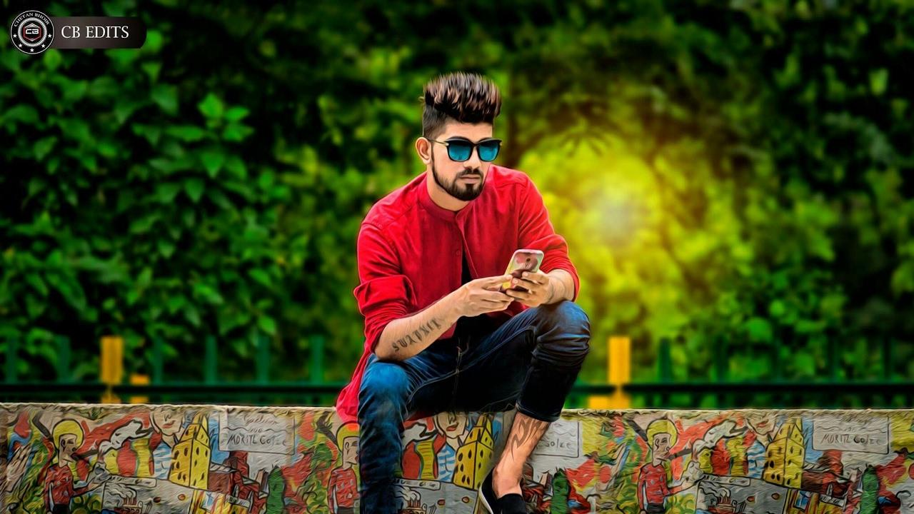 cb edits editing   chetan bhoir   swappy pawar   photoshop tutorial