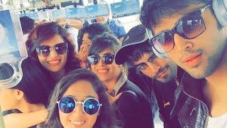 Kaisi Yeh Yaariyan team at Delhi for Flyp@MTV Café launch