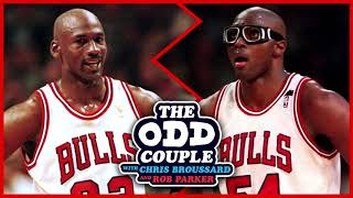 Horace Grant Rips Michael Jordan, Calls him a Liar and a Snitch - Chris Broussard & Rob Parker
