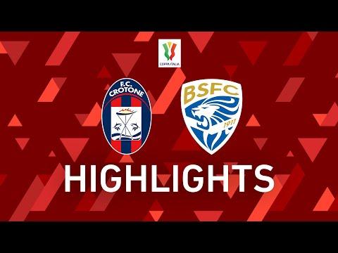 Crotone Brescia Goals And Highlights