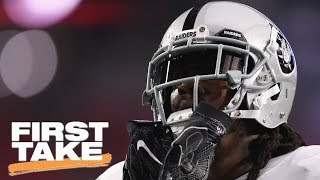 Marshawn Lynch Will Have Huge Year In Fantasy Football   First Take   ESPN thumbnail