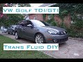 VW Golf - Manual Transmission Fluid DIY - 2009-2014