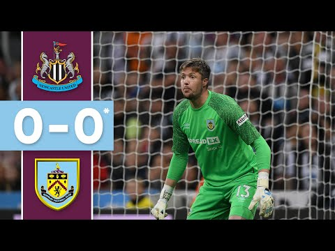 HENNESSEY HEROICS |  HIGHLIGHTS |  Newcastle v Burnley - Carabao Cup