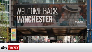 Manchester-Scotland travel ban row goes on