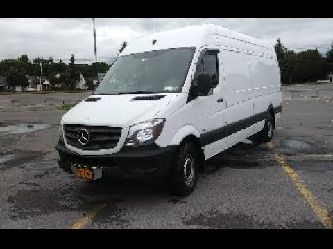 2015 Mercedes-Benz Sprinter 2500: Review and Test Drive