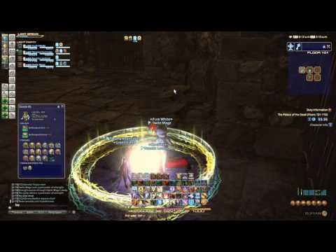 FFXIV: Palace of the Dead - Floors 101-110. The Journey Begins