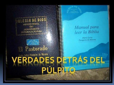 MIRA | ¿Quién es María Luisa Piraquive? Pastor Marcelo Espinosa Guerron | IDMJI