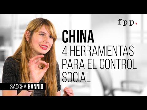 China: cuatro herramientas