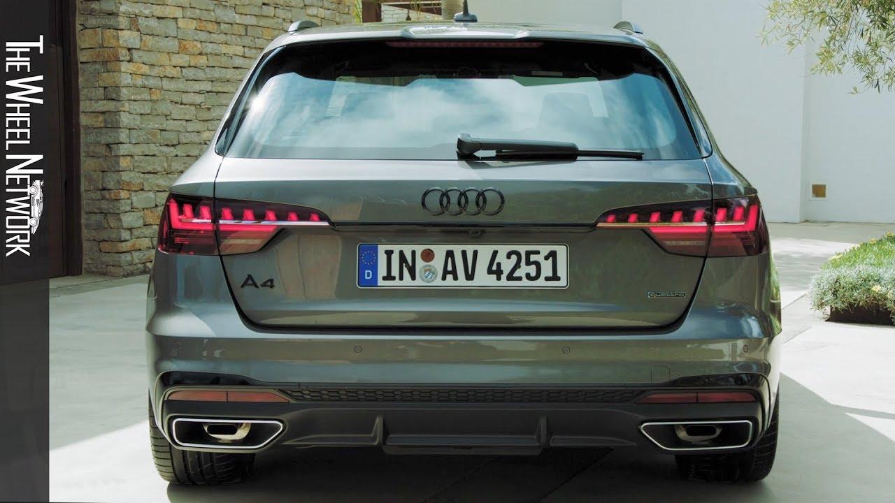 2020 Audi A4 Avant S Line Edition One Exterior Interior Youtube