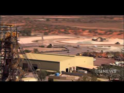 Olympic Dam Plan | 9 News Adelaide