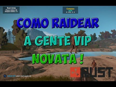 RUST #7 - COMO RAIDEARLES A GENTE VIP !! - GamePlays en ESPAÑOL ! - Kaniches DOG