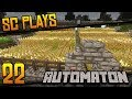 Automaton | PROJECT: BEAUTIFICATION | Part 22 [Let's Play Minecraft 1.12.2]