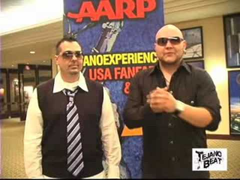 Tejano Music National Convention (Interview with Jay Perez Band)