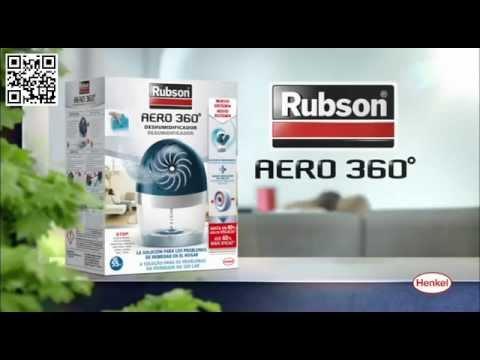 Deshumidificador rubson aero 360 youtube - Aero 360 rubson ...