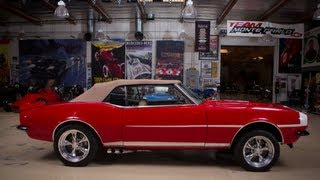 Jay Leno Chevrolet Camaro Videos