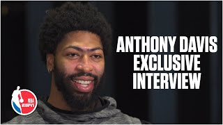Anthony Davis on playing in his first NBA Finals with the Lakers | NBA on ESPN