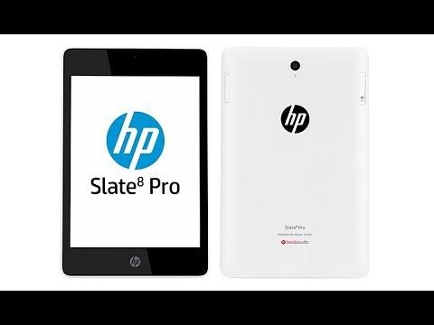 HP Slate 8 Pro Unboxing in Italiano