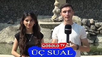 ÜÇ SUAL-QƏBƏLƏ TV
