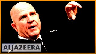 US National Security Adviser HR McMaster has resigned from US Presi...