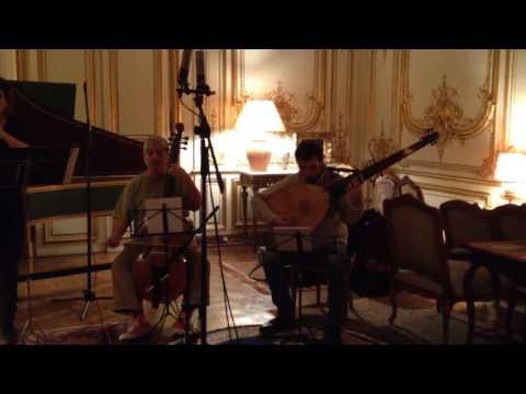 Extrait de musique de la prochaine saisons de la série Versailles !