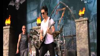 Avenged Sevenfold - Almost Easy Live Rock am Ring 2011