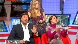 Valerio Merola Italia allo Specchio Rai Due: Belen Rodriguez diventera