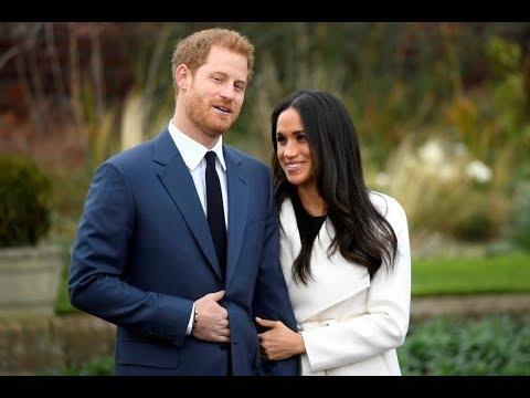 Pernikahan Pangeran Harry dan Megan Markle