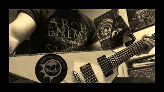 Dreams Of Retribution / ARCH ENEMY ( guitar cover ) from the album ...