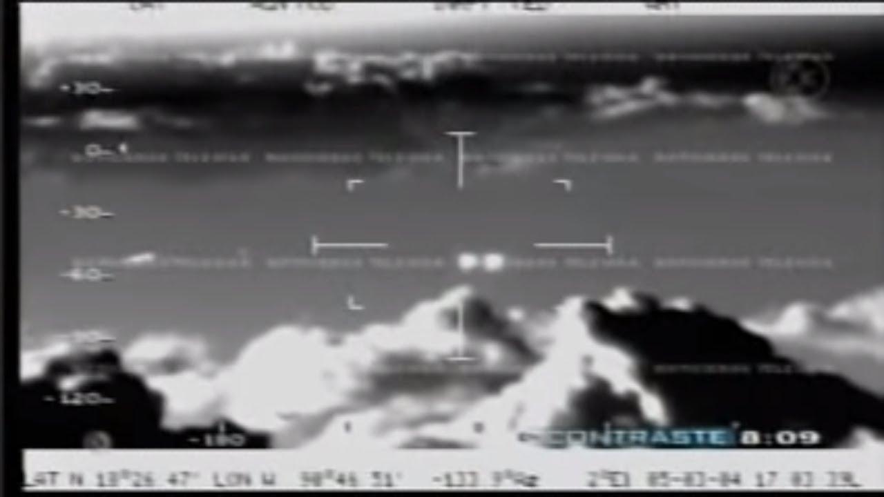 Des OVNIs filmés par de militaires mexicains effrayés