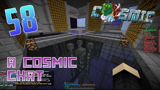 CosmicPVP Factions Ice Planet S2 E58 - A COSMIC CHAT...