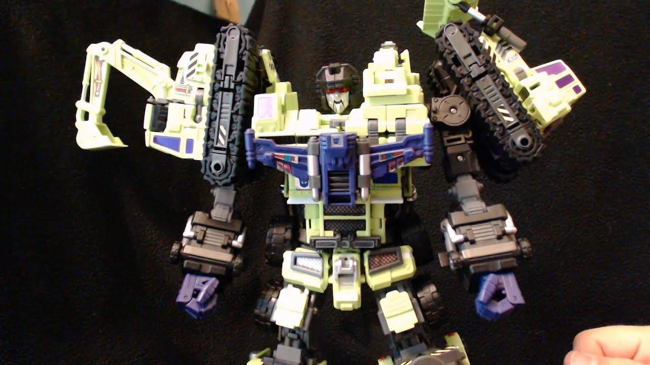Maketoys Giant Type 61 Not Devastator With Reprolabels Review By
