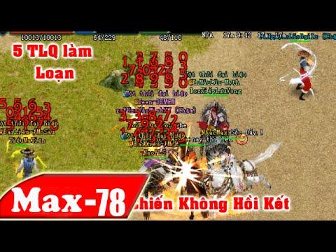 Trận Thư Hùng VL2 PK x5 thằng Làm Loạn LSB - Hấp Dẫn Vô Cùng | NhacMax -P78