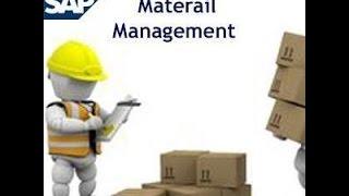 SAP MM de la Création de Planification de l'accord de