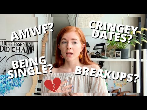 relationship q&a | Thoughts on AMWF, Dating in Korea, and Being Single from YouTube · Duration:  22 minutes 44 seconds