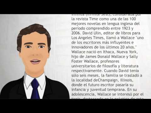 David Foster Wallace - Wiki Videos