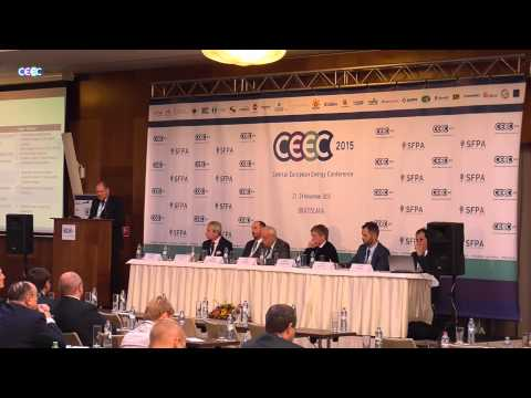Central European Energy Conference 24.11.2015