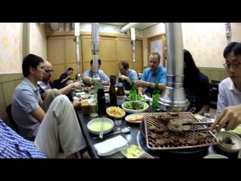 Business Trip ( Istanbul - Tokio - Busan/Geoje - Nanjing)