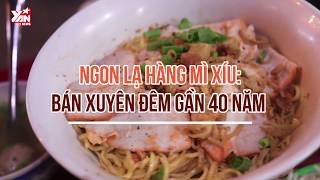 Ngon Lạ Hàng Mì Xíu ... Bán Xuyên Đêm Gần 40 Năm | Món Ngon Yan Food
