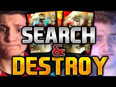 SEARCH AND DESTROY vs DJROBBYROB